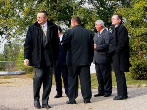 Obchody święta Bractwa - 15.10.2005r