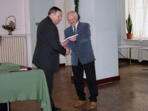 Zwiedzanie Katedry Kryminalistyki na UG - 18.03.2006r.
