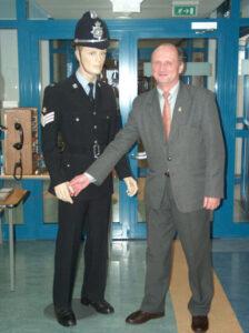 Posiedzenie Zarządu Katedra Kryminalistyki na UG - 18.02.2006r.
