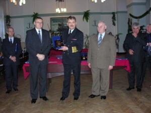 Zwiedzanie Muzeum Miasta Gdyni i spotkanie opłatkowe - 08.12.2007r.