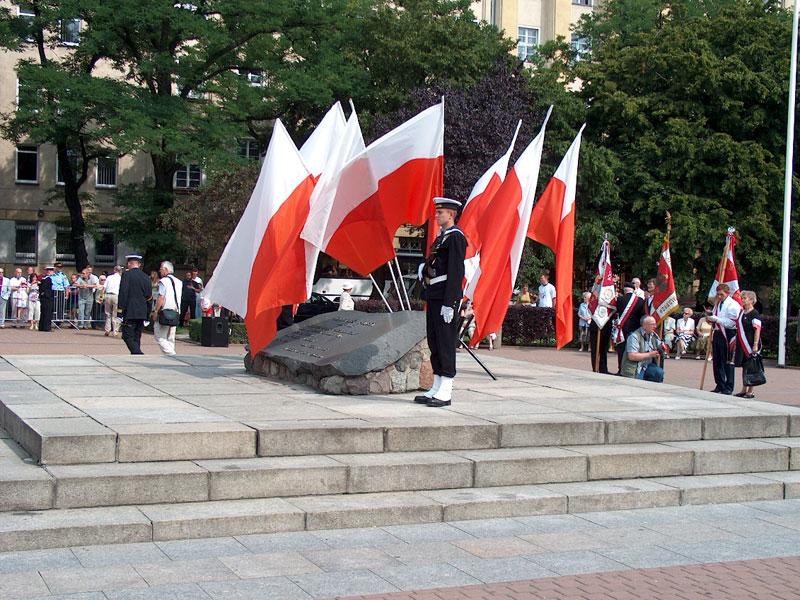 Obchody Święta Wojska Polskiego – 15.08.2007r.