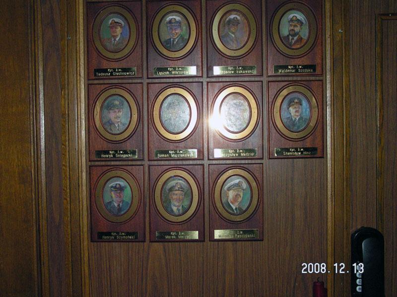Zwiedzanie Akademii Morskiej i spotkanie opłatkowe – 13.12.2008r.