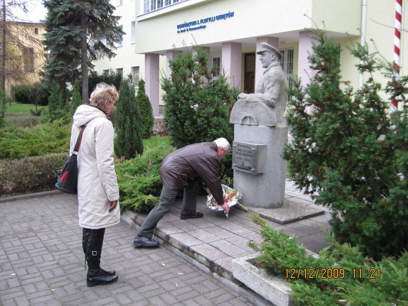 Zwiedzanie 3FO i spotkanie opłatkowe – 12.12.2009r.