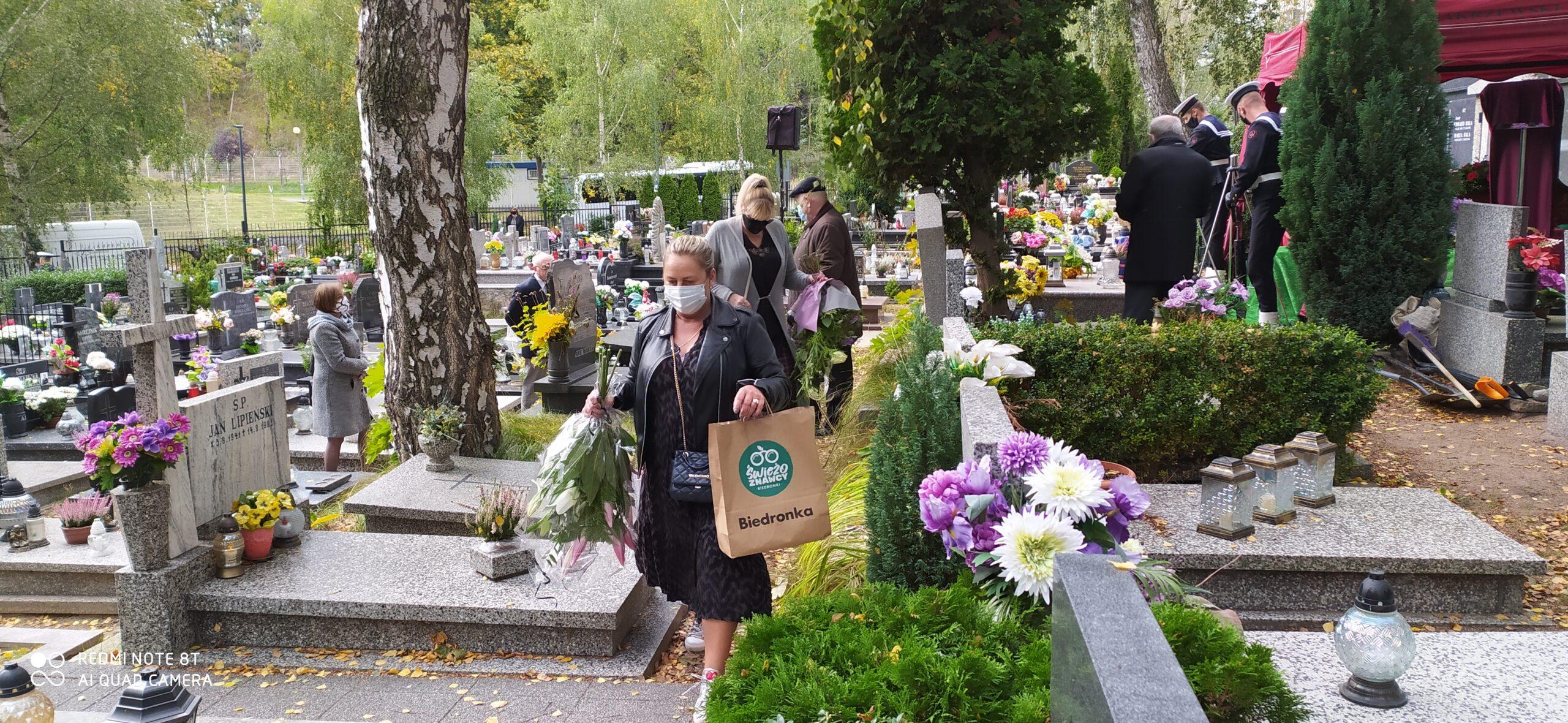 Pogrzeb Ś.P. brata Jana Różańskiego