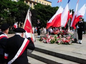 Obchody Święta Wojska Polskiego - 15.08.2010r.