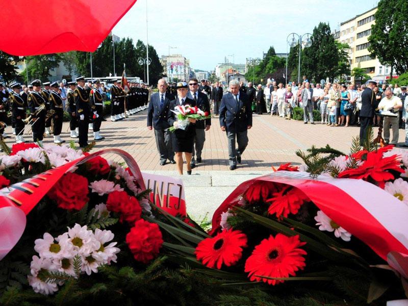 Obchody Święta Wojska Polskiego – 15.08.2010r.