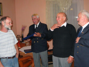 Wyjazdowe posiedzenie Zarządu Białośliwie