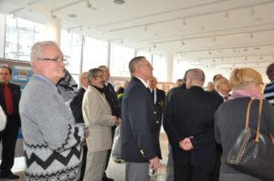 Zwiedzanie Muzeum Marynarki Wojennej - spotkanie opłatkowe