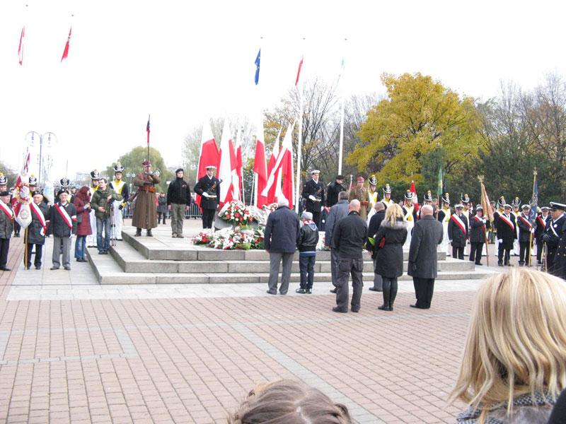 Obchody Święta Niepodległości – 11.11.2012r.