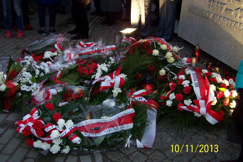 Marszałek znowu w Gdyni – 10.11.2013r.