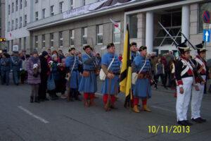Marszałek znowu w Gdyni - 10.11.2013r.
