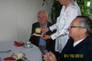 80 lat brata Bogdana