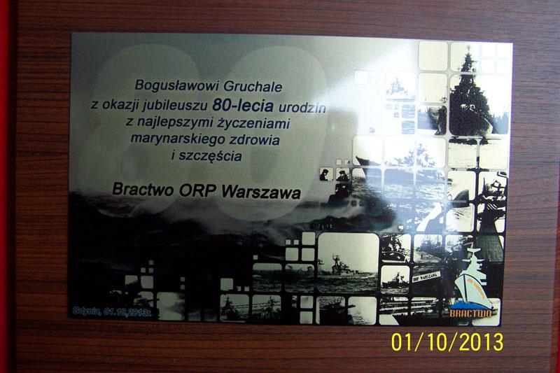 80 lat brata Bogdana – 01.10.2013