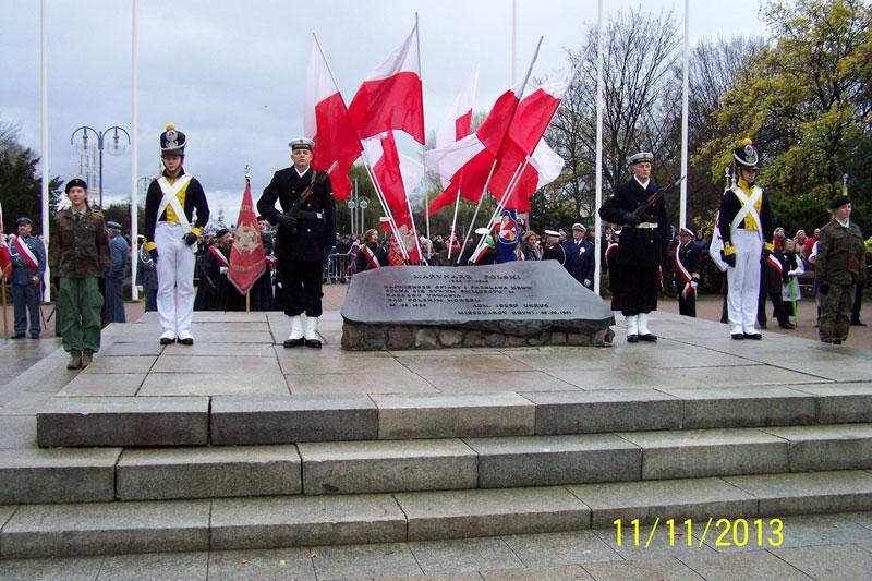 Obchody Święta Niepodległości – 11.11.2013r.