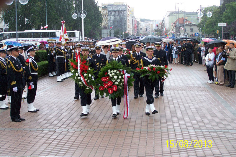 Obchody Święta Wojska Polskiego – 15.08.2013r.