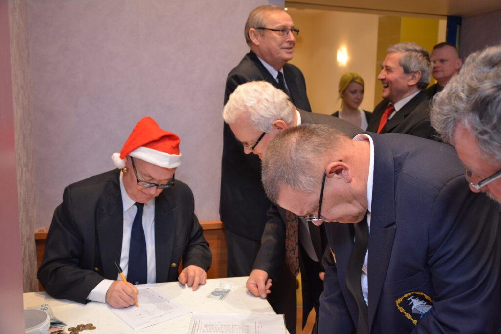 Walne Zgromadzenie – Spotkanie opłatkowe 12.12.2015r.